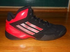 Adidas Team Feather 2012 Basketball shoes - Men's sz 10 M - G48797 - EX cond