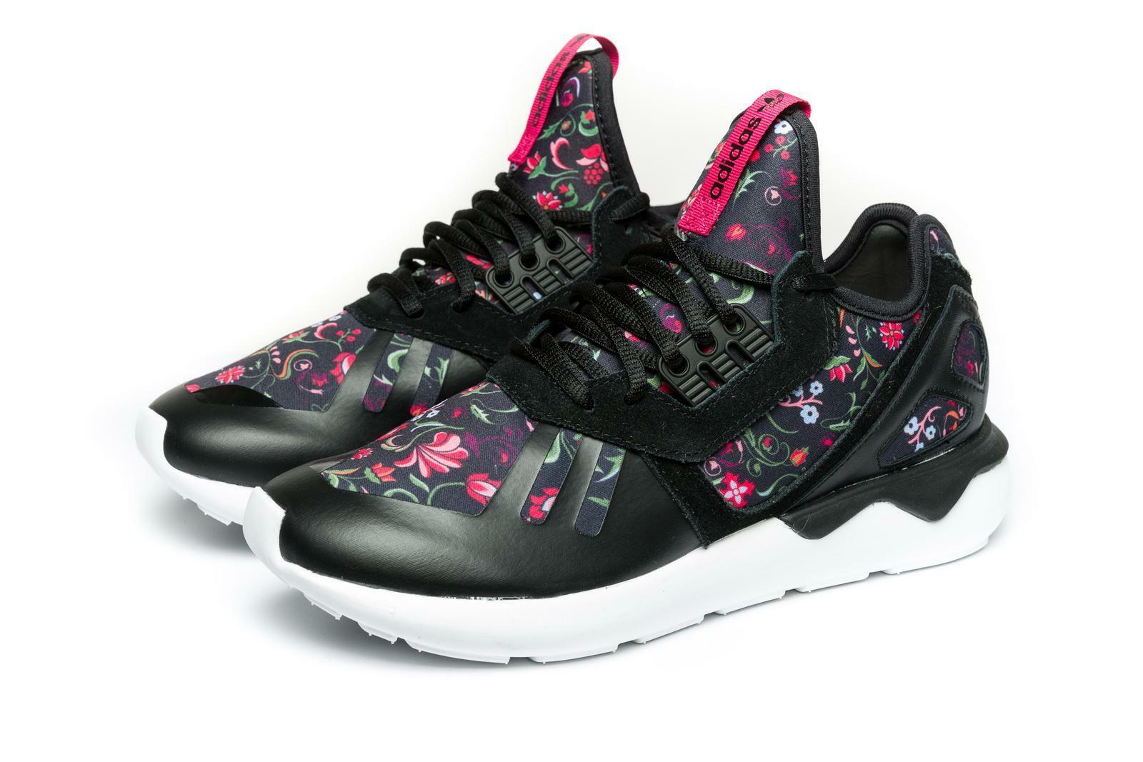 Adidas TUBULAR RUNNER AOP Moscow Floral Print honey shoes superstarWomen size 7