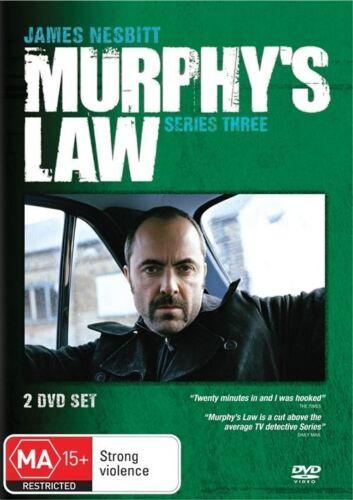 1 of 1 - Murphy's Law : Series 3 (DVD, 2010, 2-Disc Set)