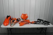 KTM AIR FILTER BOX COVER 125 200 EXC 2008-11 125 250 SX 2007-2010 7730600300030