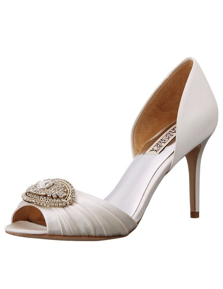 Badgley Mischka Melody d'Orsay Pump
