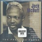 Prestige Years 0025218528726 by Jack McDuff CD