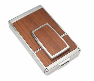 Polaroid-SX-70-Silver-Body-Cherry-Wood-Replacement-Cover
