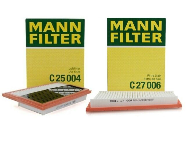 C 30 195//2 Luftfilter MANN-FILTER