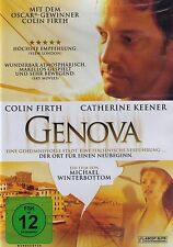 DVD NEU/OVP - Genova - Der Ort für einen Neubeginn - Colin Firth