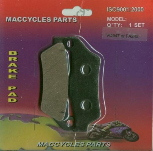 KTM Disc Brake Pads XC-W300 2006-2014 Front 1 set