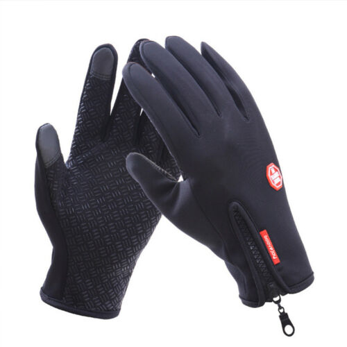 Touch Screen Fuction Cold Weather Windproof Thermal Gloves For Man and Women