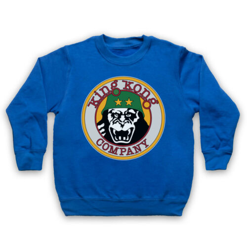 King Kong Co Officieux TAXI DRIVER De Niro film Logo Adultes /& Enfants Sweat