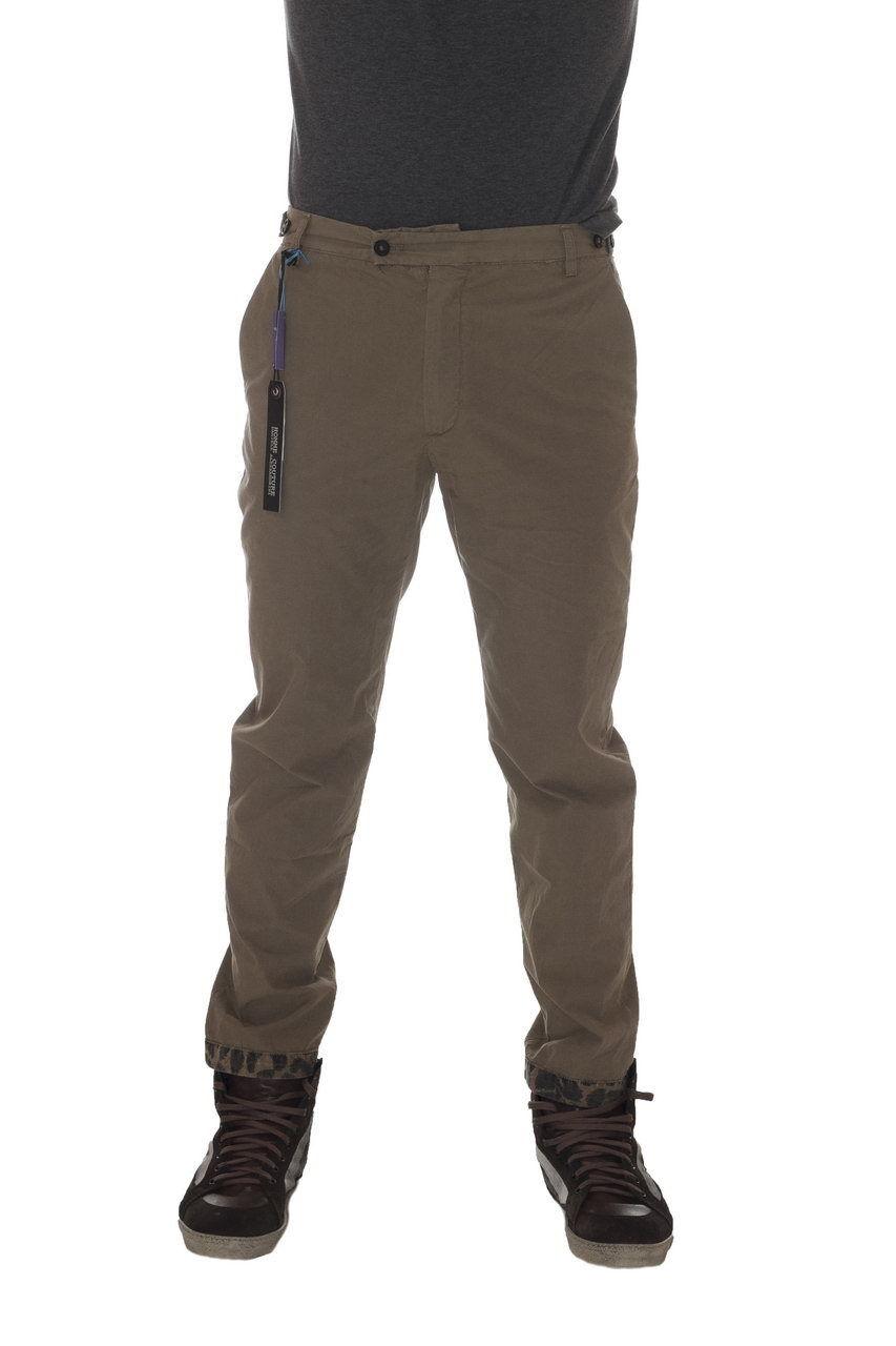 Pantaloni Daniele Alessandrini Jeans Trouser men Beige P2721S12283302 159