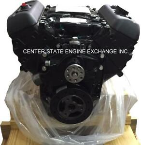 Reman GM 4.3L, V6 Vortec Marine Engine w/ intake. Replaces ...