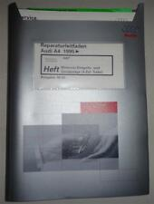 Werkstatthandbuch Audi A4 B5 Motronic Einspritz- / Zündanlage ( AWT ) ab 1995