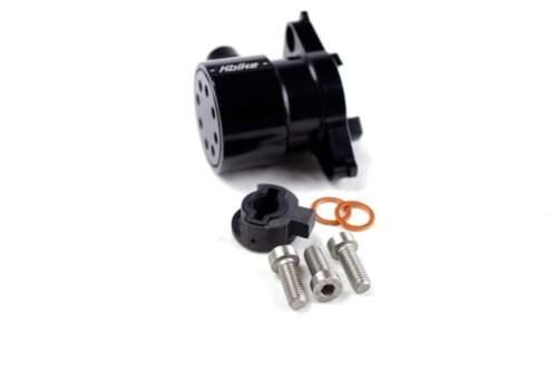 DUCATI attuatore frizione maggiorato nero clutch slave cylinder black