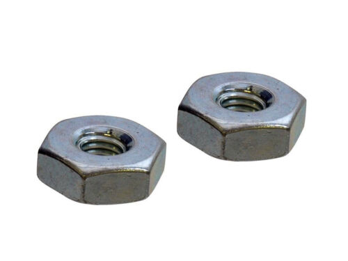 Ensemble de deux écrous m8 bar pour tronçonneuse stihl HT 100-PN 0000 955 0801
