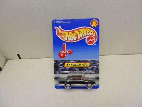 1998 Hot Wheels Jiffy Lube Special Edition /'67 Pontiac GTO w//Redline Real Riders