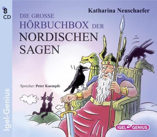 1 von 1 - Die große Hörbuchbox der Nordischen Sagen von Katharina Neuschaefer (2014)