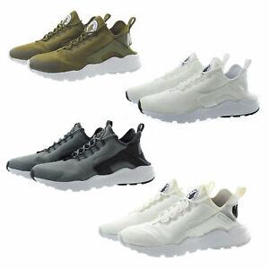 Nike 819151 Womens Air Huarache Run Ultra Mid Top Running Sneakers Shoes