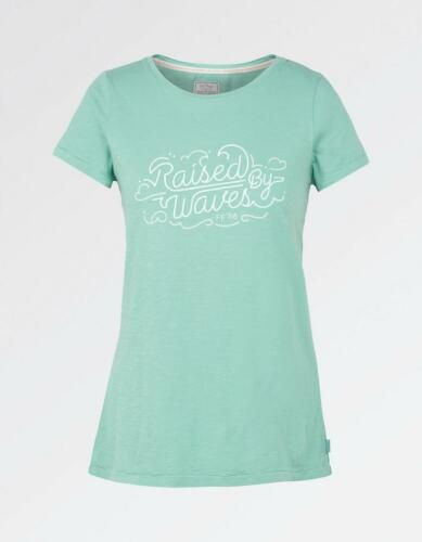 Raised Blue Fat Waves Teal Face Uk 00 £ Rrp By 25 T 5052750757395 Taglia shirt 6 1WwtX00qC