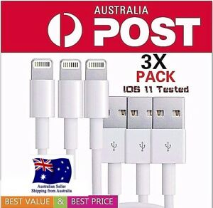 3X-high-quality-Lightning-Data-Cable-Charger-for-iPhone-5-6-7-8-Plus-X-XS-MAX