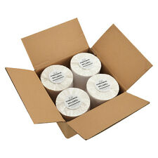 4 Rolls of 450 Labels 4x6 Direct Thermal for Zebra 2844 Zp-450 Zp-500