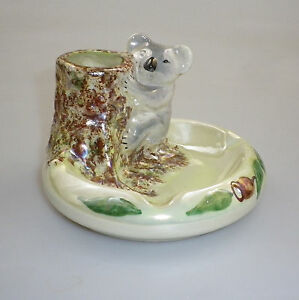 WEMBLEY-WARE-KOALA-ASHTRAY