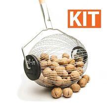 Cestello roll-in medium raccogli frutta noci castagne e palline da golf