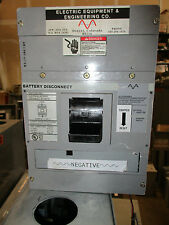 Eels600 Battery Disconnect Switch 1500 Amp 80 Volt Dc