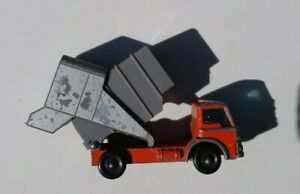 Vintage-Matchbox-Lesney-Series-No-7-Refuse-Truck-Dustbin-lorry-Rubbish-truck