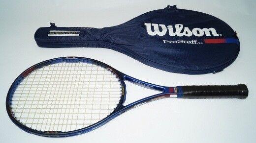 Wilson Pro Staff 7.5 Racchette da tennis l3 MP ORIGINALE Racchetta Steffi Graf Tour PS