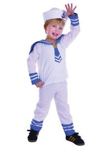 Sailor Boy Costume