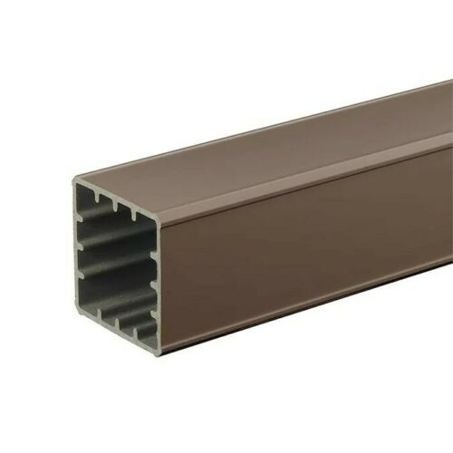 Post Sleeve for use with Radiance Rail TimberTech AZEK 5x5x42 Brownstone