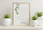 miniature 43 - Bathroom Prints Botanical Eucalyptus STUNNING FINE ART PICTURE Minimalist funny