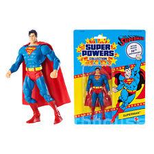 """6"""" SUPERMAN figure DC SUPER POWERS COLLECTION universe CLASSICS dcuc MATTEL"""