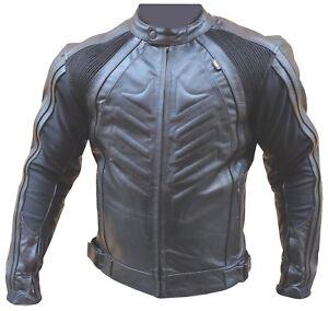 Copieux Giubbino Giacca Moto Pelle Sportiva Ce Protezioni Rimovibili Sfodrabile Tg , Xl