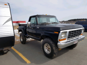 79 Ford F-100 4x4