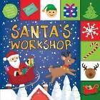 Santa's Workshop by Roger Priddy (Board book, 2015)