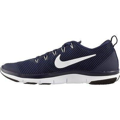 Nike Men's Free Train Versatility Training Shoes, Midnight NavyWhiteBlack | eBay