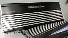 SOUNDSTREAM RUB1.2500D LE LIMITED EDITION RUBICON AMPLIFIER  BLACK MONOBLOCK AMP