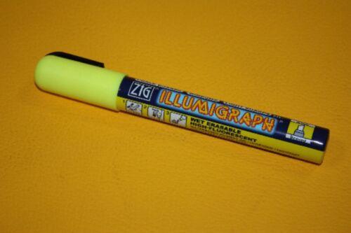 Kreidemarker Kreidestift Illumigraph 5 mm gelb Tafel