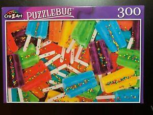 Popsicles 300 Piece Puzzle