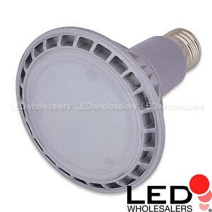 Par30 indooroutdoor 11 watt led flood light bulb e26 standard image is loading par30 indoor outdoor 11 watt led flood light aloadofball Images