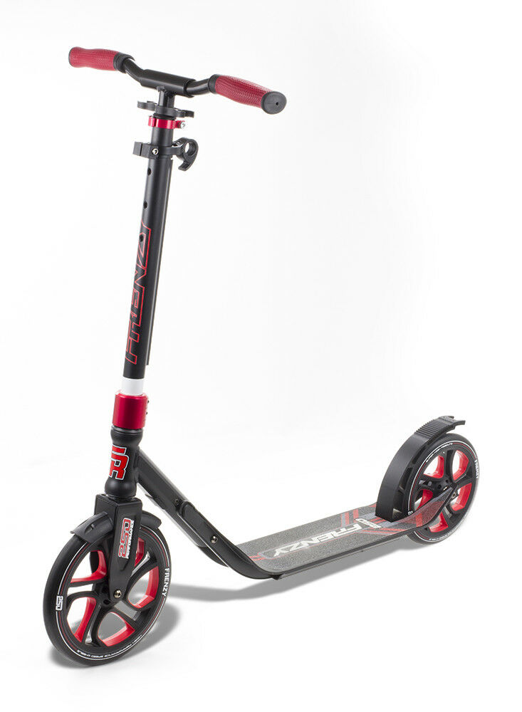 Frenzy  Ricreativi Scooter  Rosso  250mm Flessioni Scooter