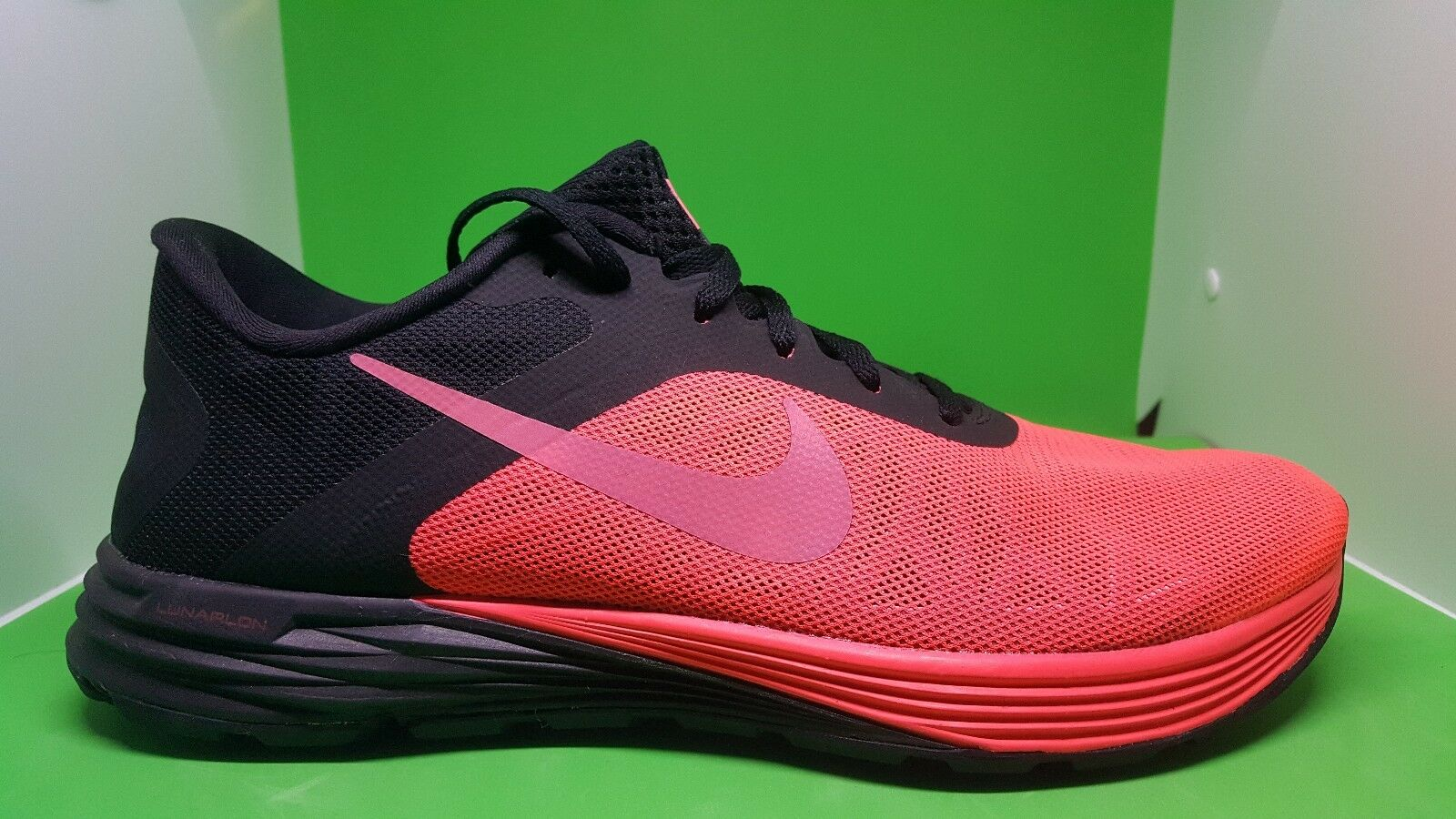 Nike Lunarvia Running Shoes Mens size 10
