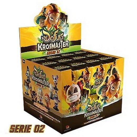 Krosmaster Collection Series 2, Season 2, Box (24 Blindbox), Neu, Italiano
