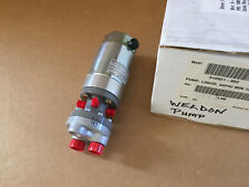 Weldon Pump C3045 A Capstone Microturbine 510921 003 Liquid 5gph Min