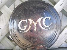 GMC CHEVROLET  PICKUP TRUCK JIMMY VAN DOG DISH  HUBCAP WHEEL COVER CENTER CAP