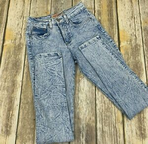 Judy-Blue-Acid-Wash-Size-0-Stretch-Jeans-Women-Jeans