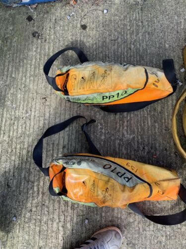 Drager Pp10s Confined Space Escape Breathing Apparatus Rescue