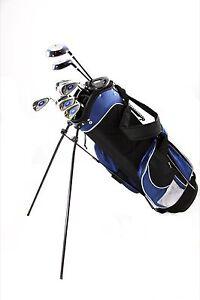 Golfset-Golfschlaeger-Komplettset-RECHTSHAND-HERREN-BRAVO-GG-STD
