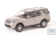 BNIB OO GAUGE OXFORD 1:76 76DIS5001 LAND ROVER DISCOVERY 5 HSE LUX SILVER CAR