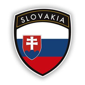2 x Bratislava Slovakia Vinyl Sticker Travel Luggage #7097
